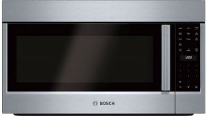 "500 Series 30"" over-the-range microwave, HMV5053U, Stainless Steel"