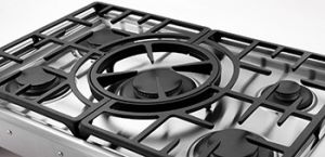 Maestro 36″ gas cooktop