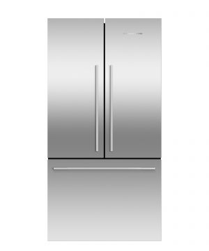French door refrigerator 17cu ft