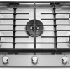 36'' 5-burner gas cooktop