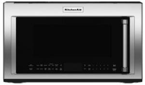 1000-watt convection microwave hood combination