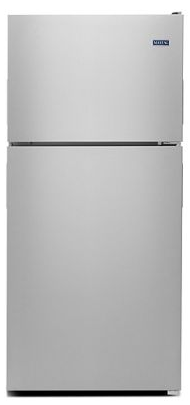 33-inch wide top freezer refrigerator with Powercold® feature- 21 cu. ft