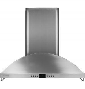 """Monogram 36"""" wall-mounted vent hood"""