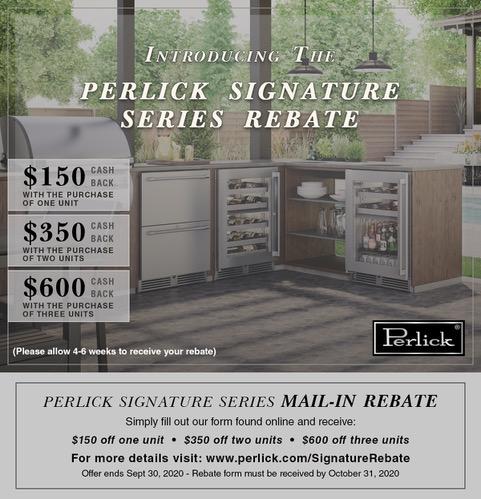 Perlick special